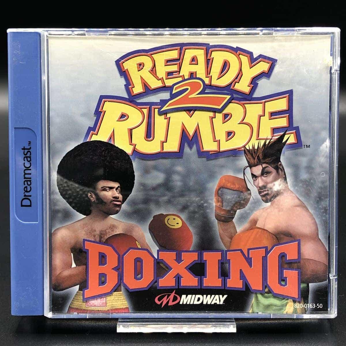 Ready 2 Rumble Boxing (Komplett) (Gut) Sega Dreamcast