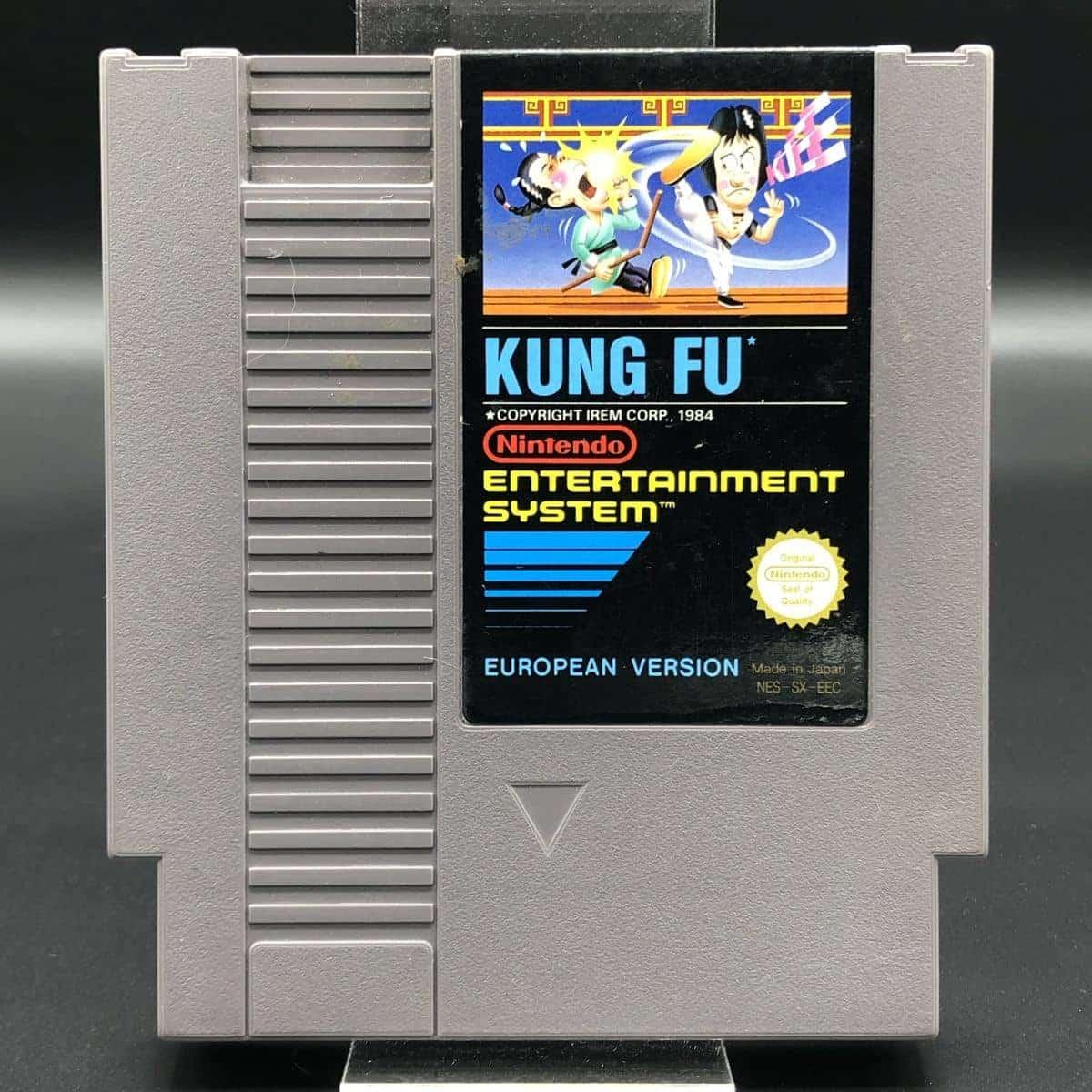 NES Kung Fu (Modul) (Gut) Nintendo Entertainment System