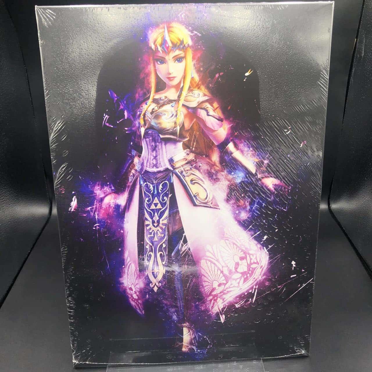 Displate Bild: Prinzessin Zelda (Metall) (NEU)