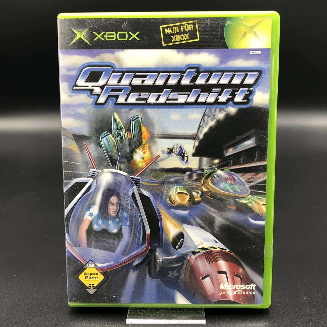 XBC Quantum Redshift (Komplett) (Sehr gut) Microsoft Xbox Classic