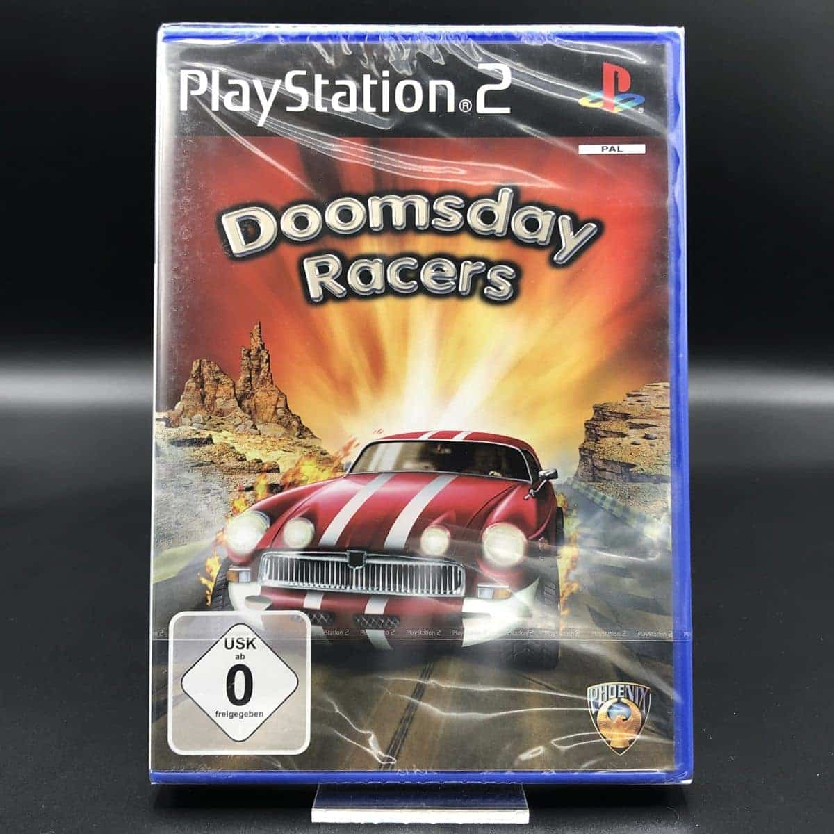 PS2 Doomsday Racers (NEU) Sony PlayStation 2