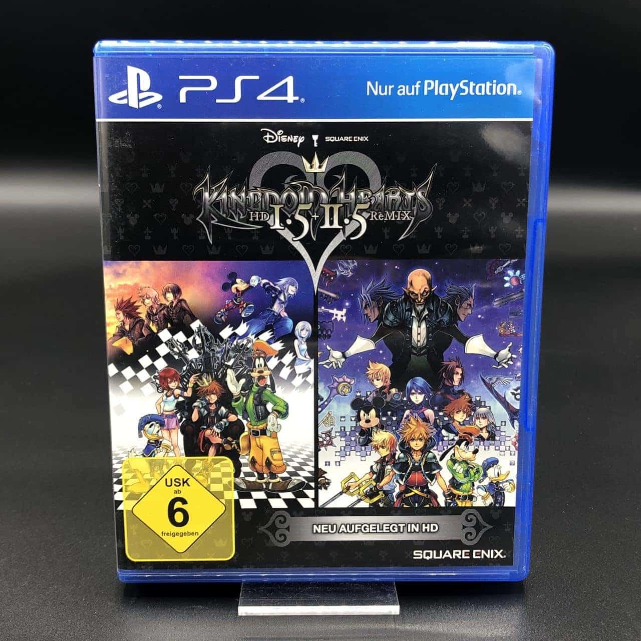 PS4 Kingdom Hearts 1.5 + 2.5 Remix (Sehr gut) Sony PlayStation 4