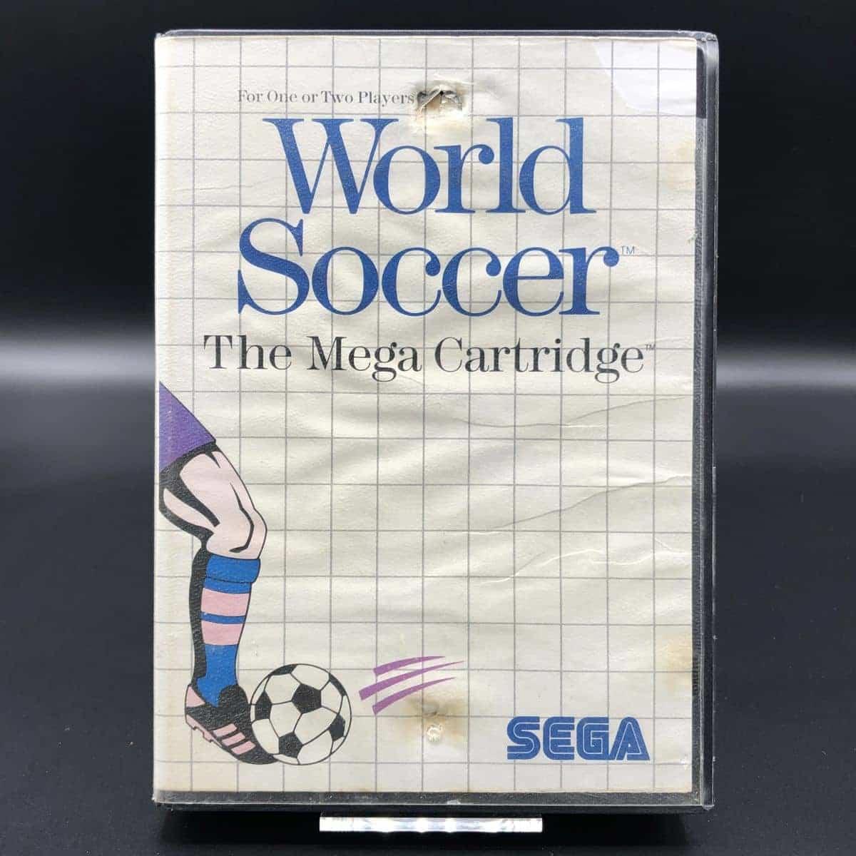 World Soccer (Komplett) (Gebrauchsspuren) Sega Master System