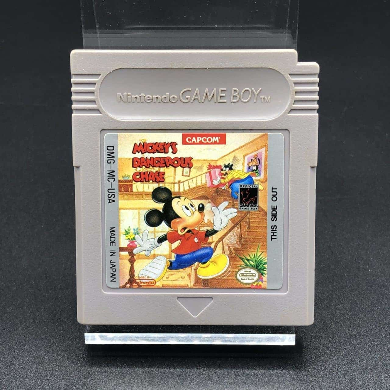 GB Mickey's Dangerous Chase (Import USA) (Modul) (Gut) Nintendo Game Boy