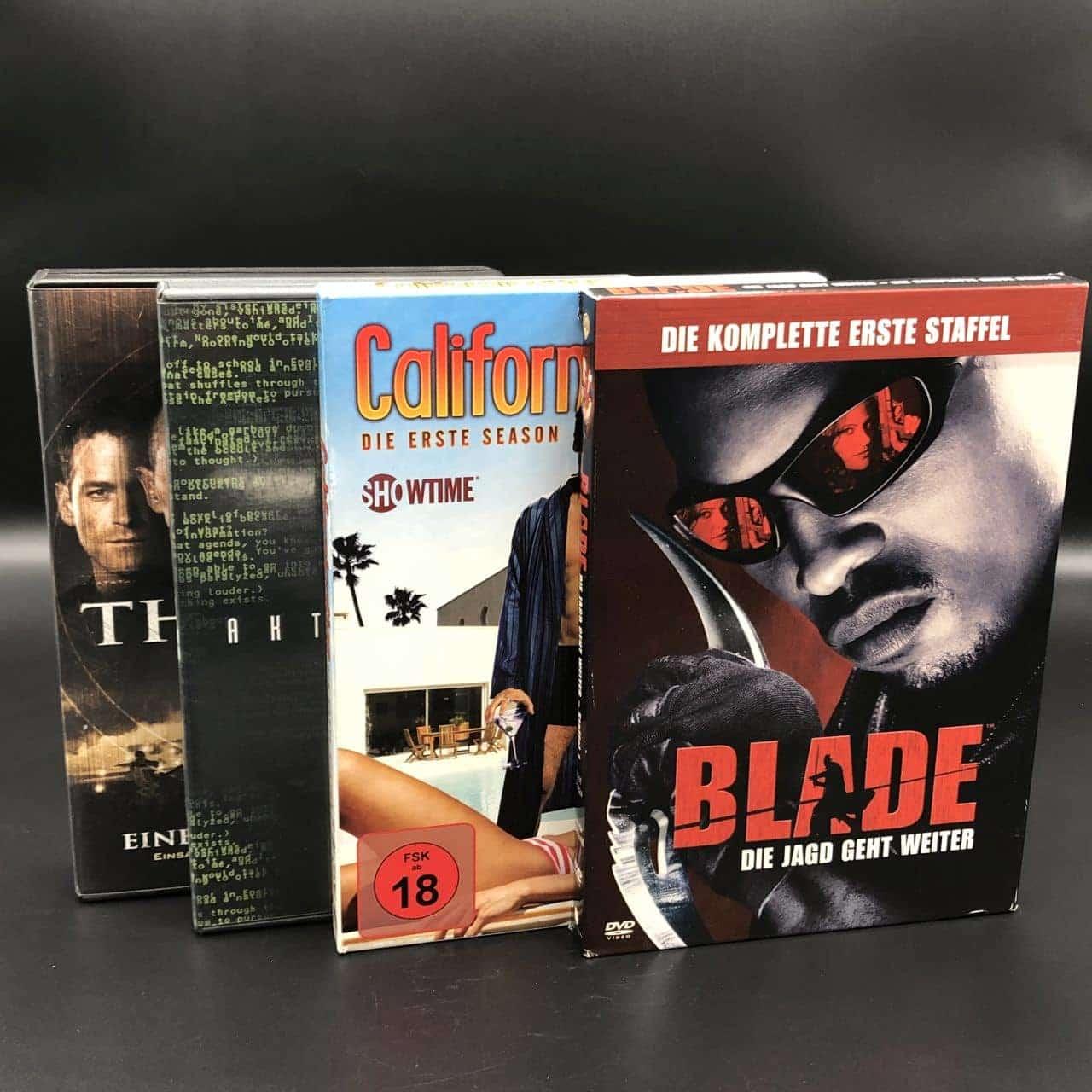 Serien Bundle/ Sammlung, DVD #5 (FSK18)