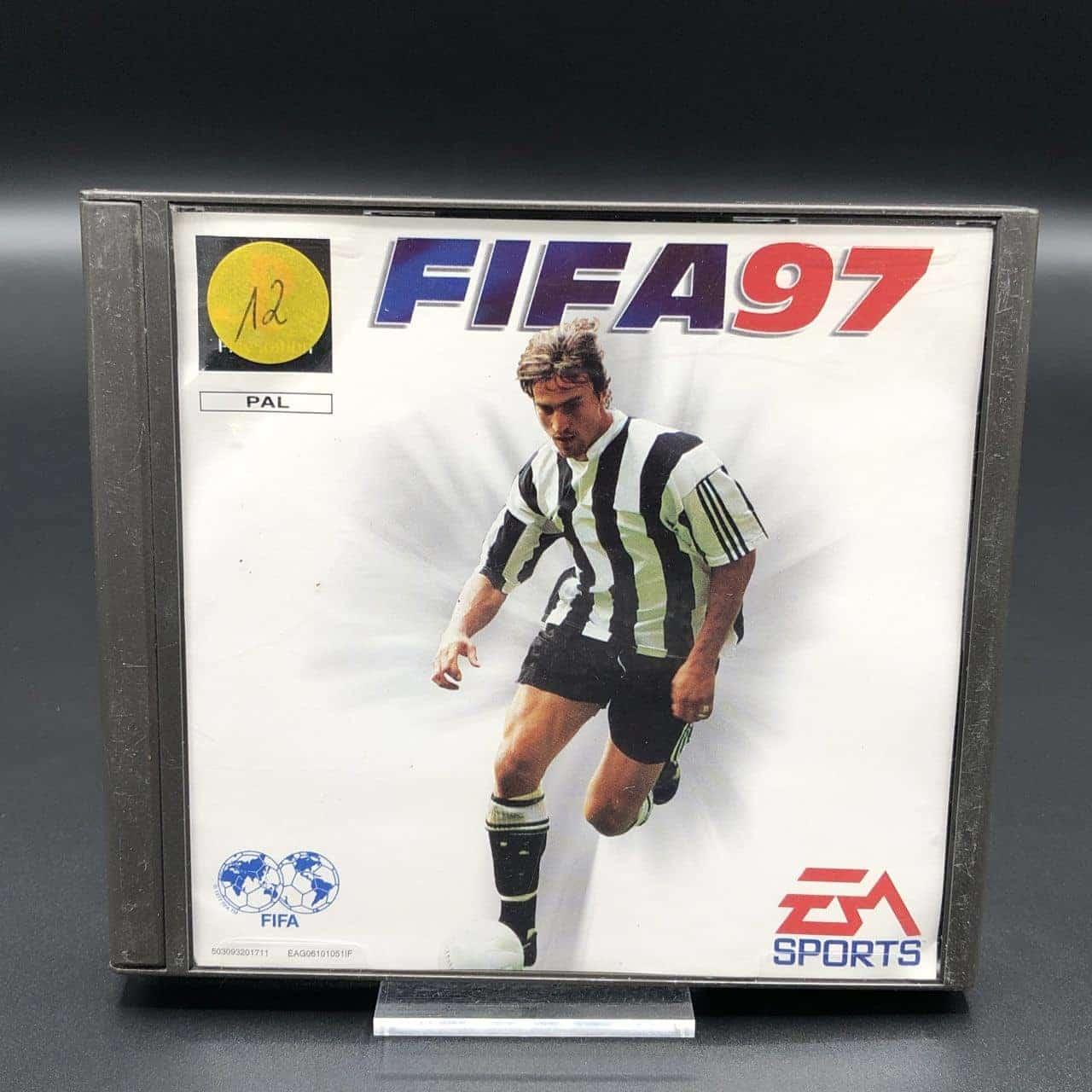 PS1 FIFA 97 (Komplett) (Gut) Sony PlayStation 1