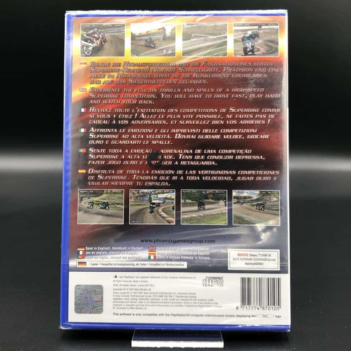 PS2 Superbike GP (NEU) Sony PlayStation 2