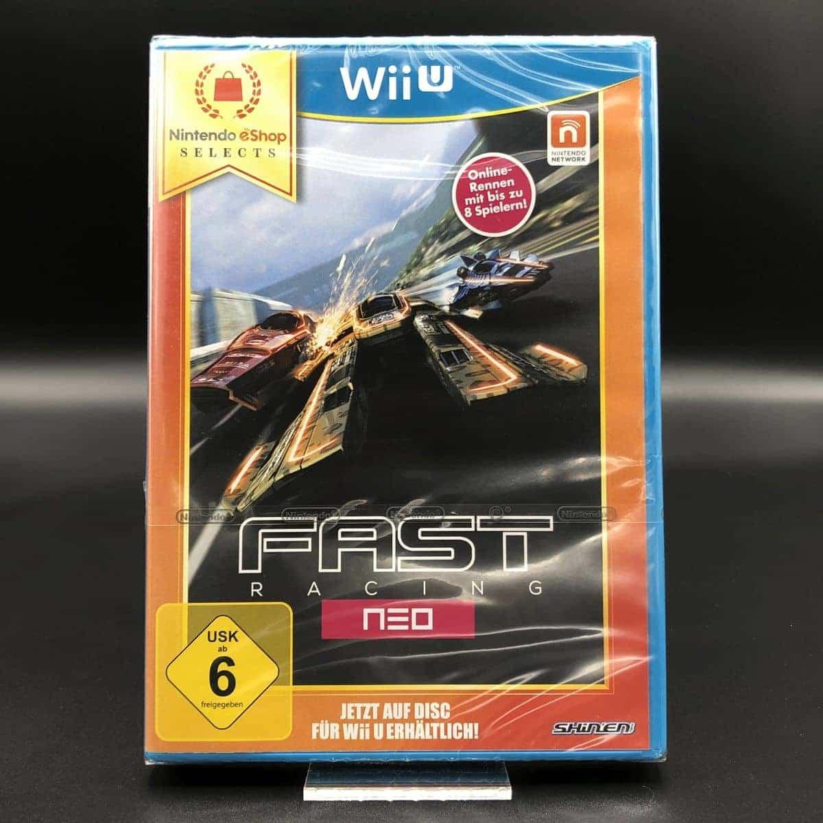 Fast Racing Neo (NEU) Nintendo WiiU