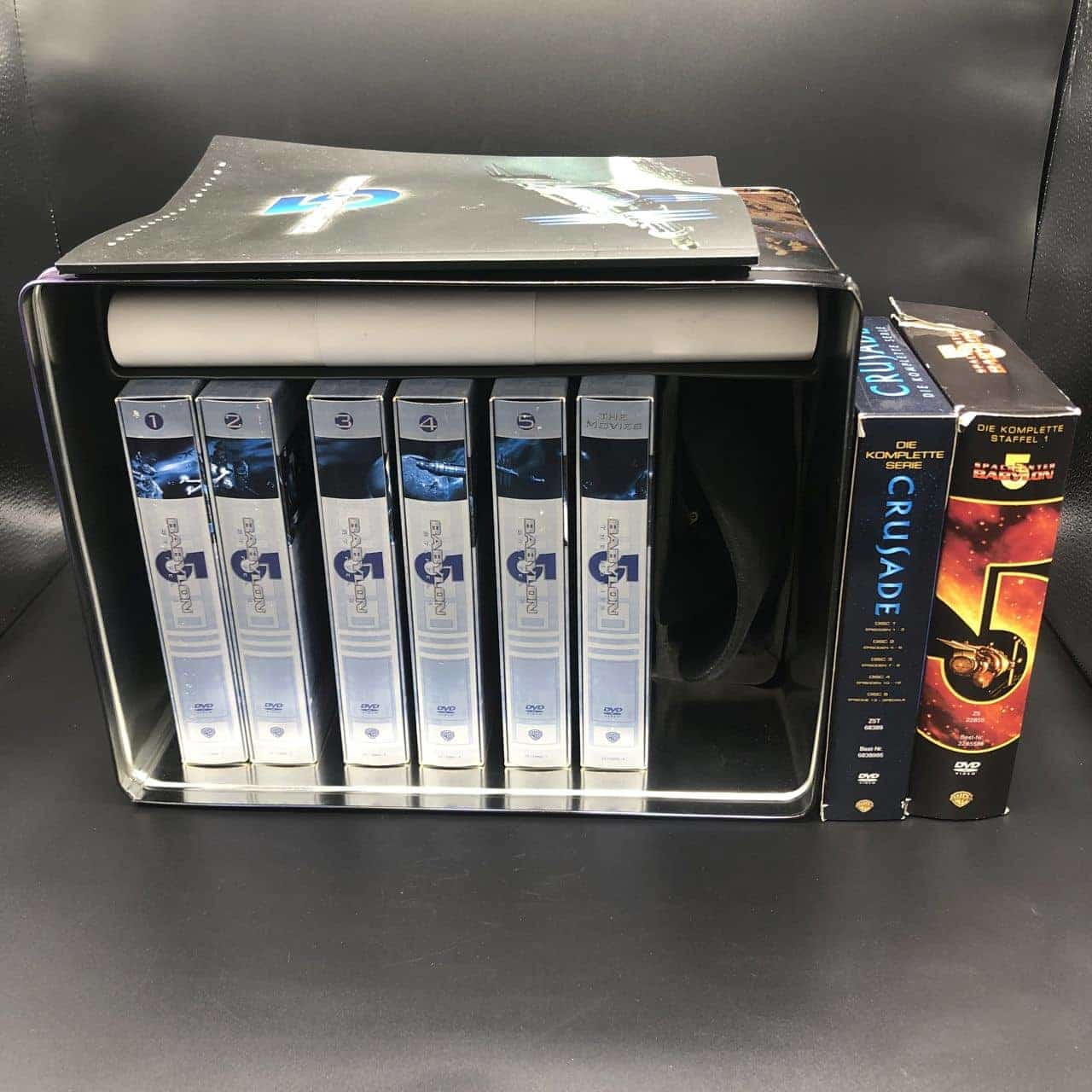 Babylon 5 Serie (Collectors Edition - Limited Edition) (Box), DVD