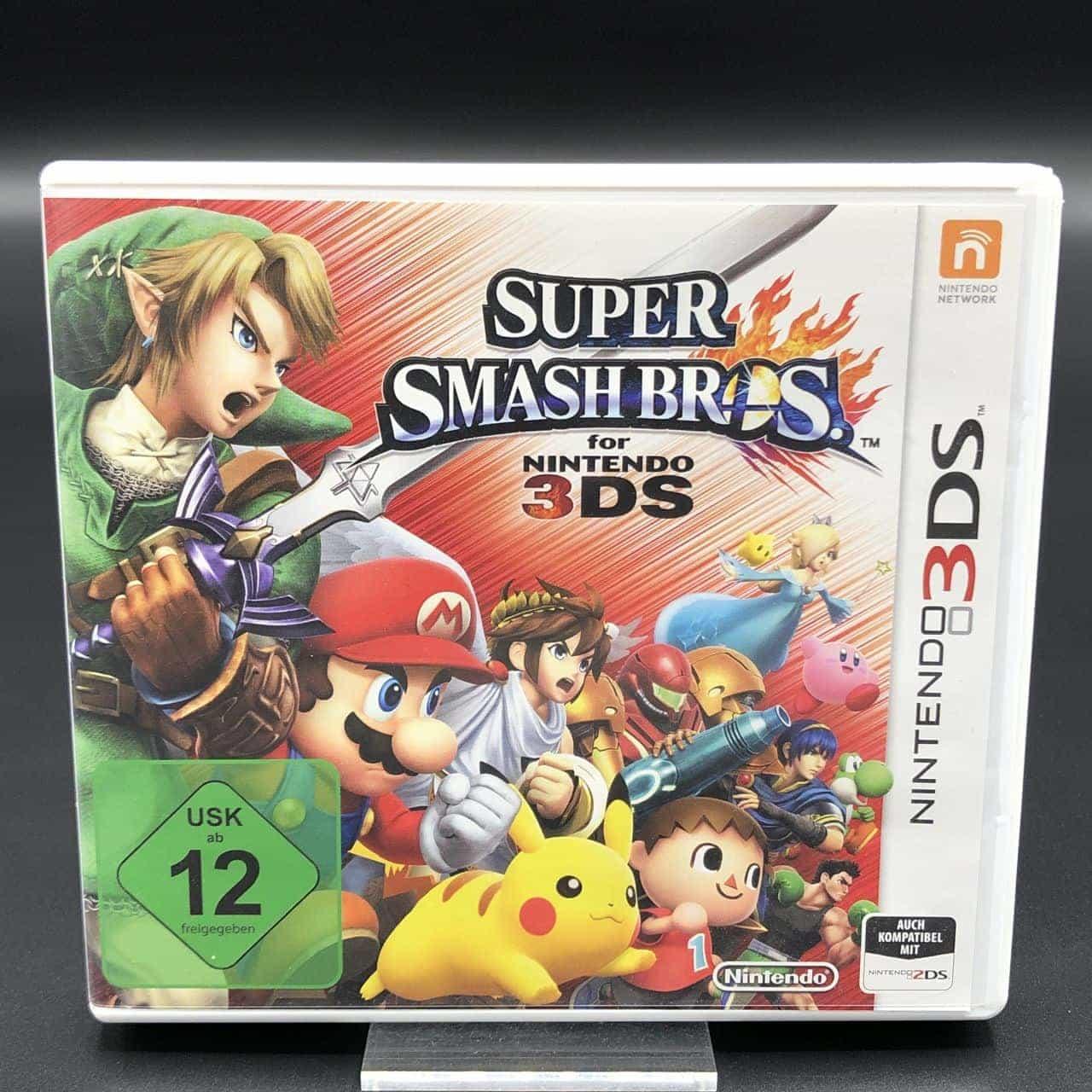 Super Smash Bros (Sehr gut) Nintendo 3DS