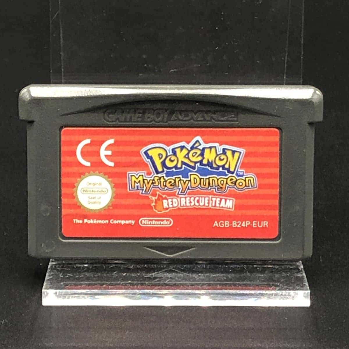 GBA Pokemon Mystery Dungeon: Red Rescue Team (Modul) (Gut) Game Boy Advance