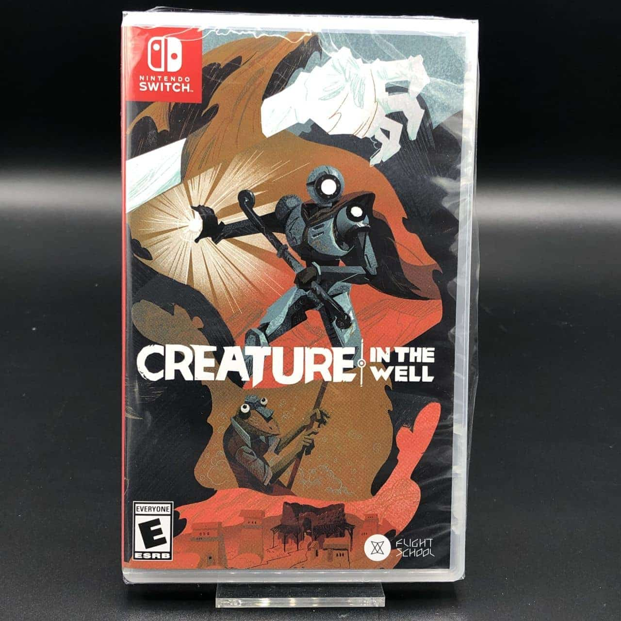 Creature in the Well (Import) (NEU) Nintendo Switch