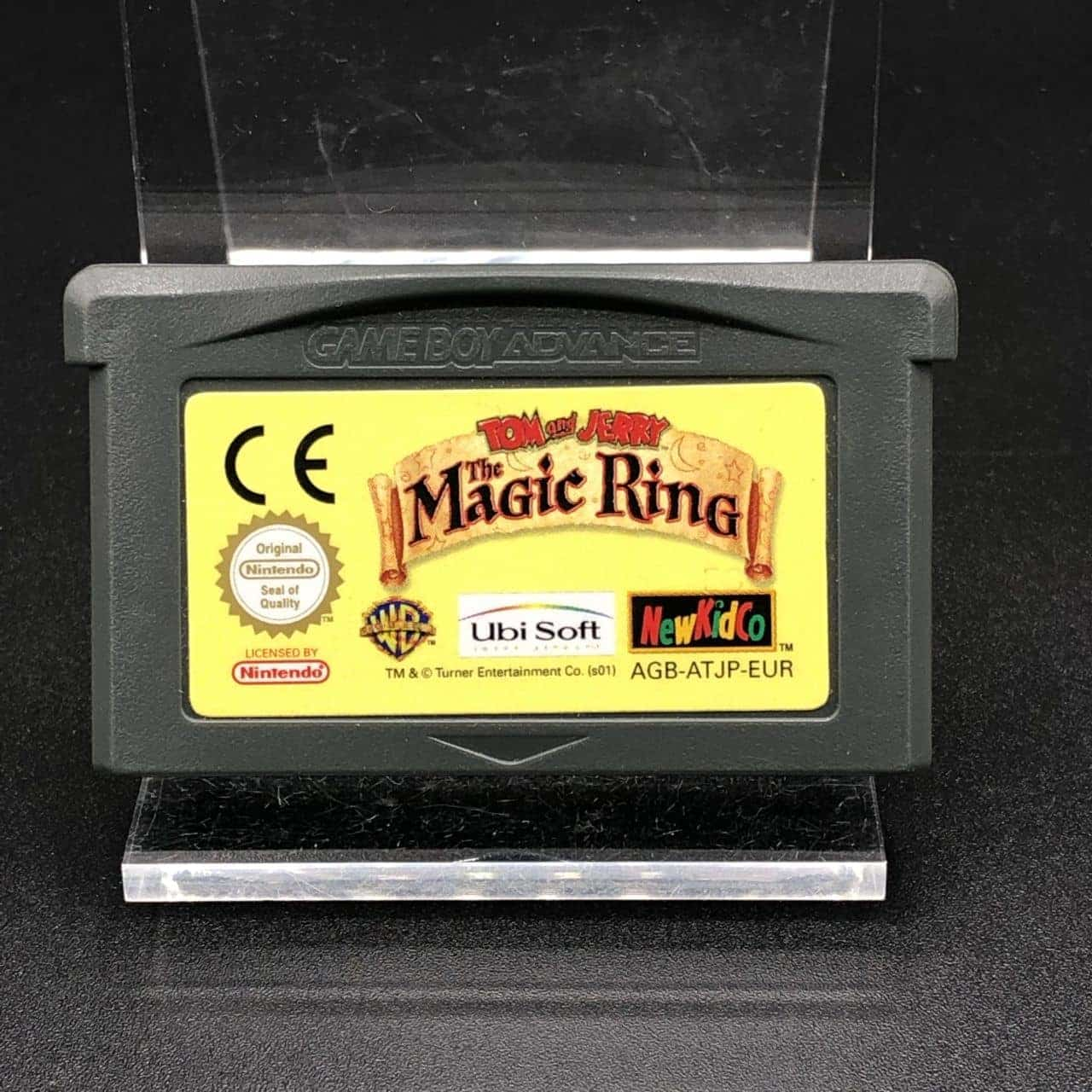 GBA Tom and Jerry: The Magic Ring (Modul) (Sehr gut) Nintendo Game Boy Advance