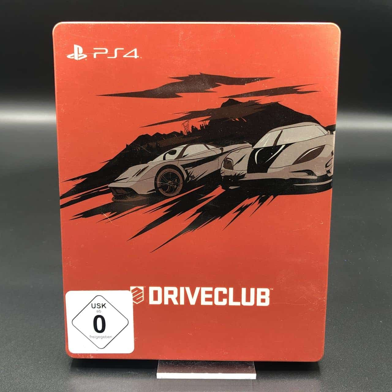 PS4 DRIVECLUB (Steelbook) (Sehr gut) Sony PlayStation 4
