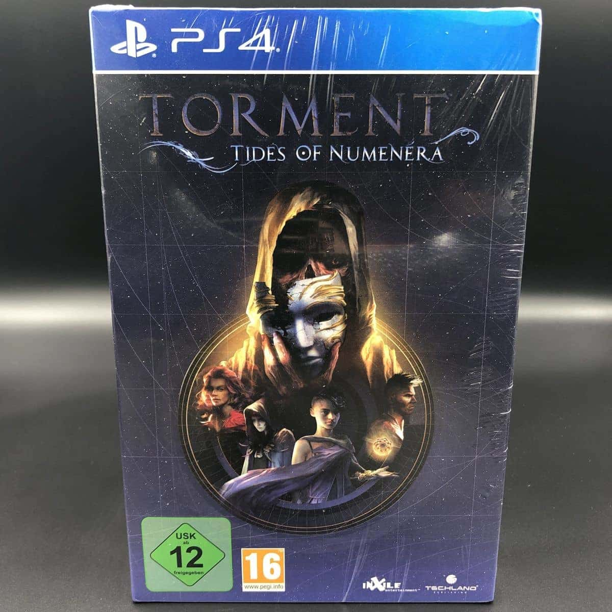 PS4 Torment: Tides Of Numenera (Collector's Edition) (NEU) Sony PlayStation 4