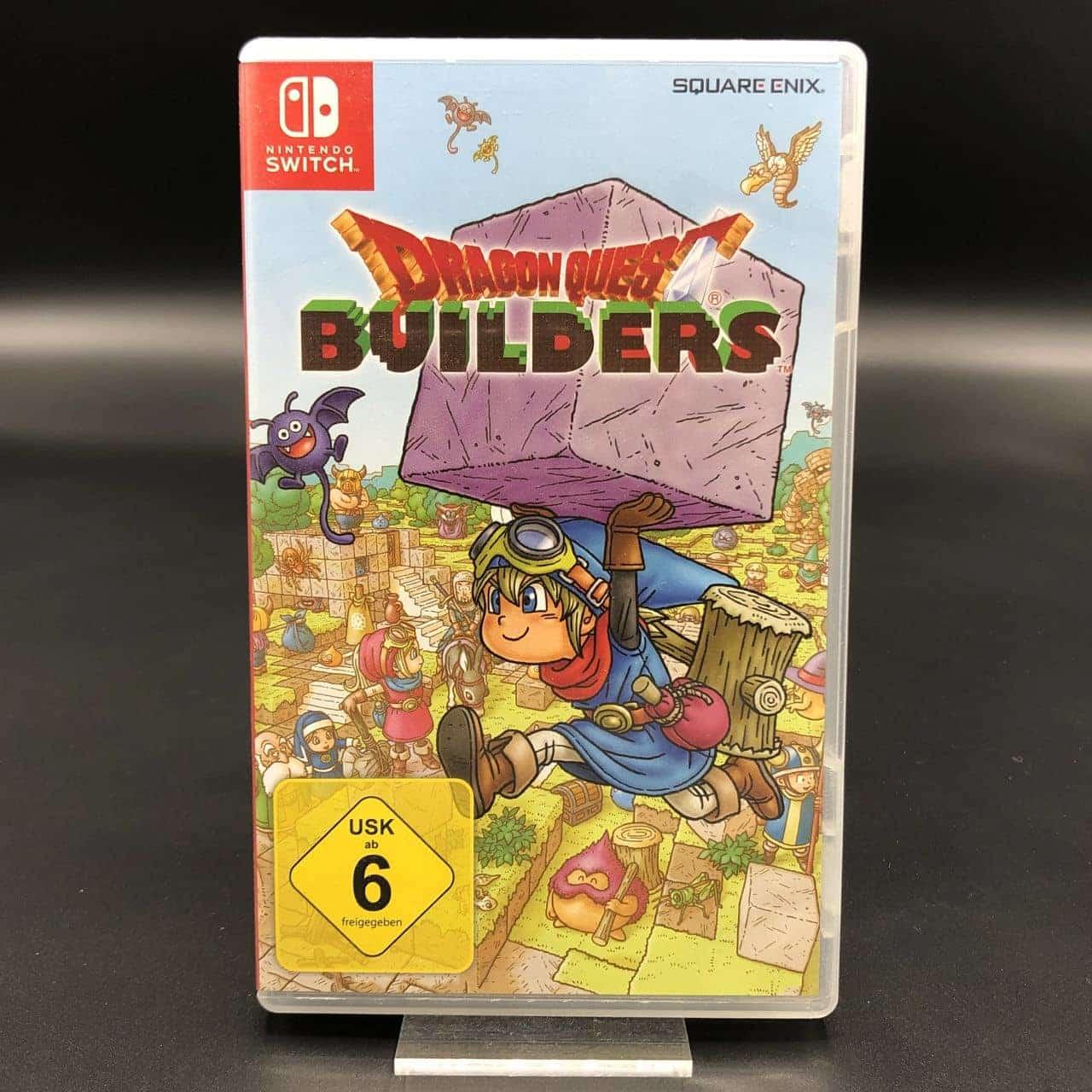 Dragon Quest Builders (Sehr gut) Nintendo Switch