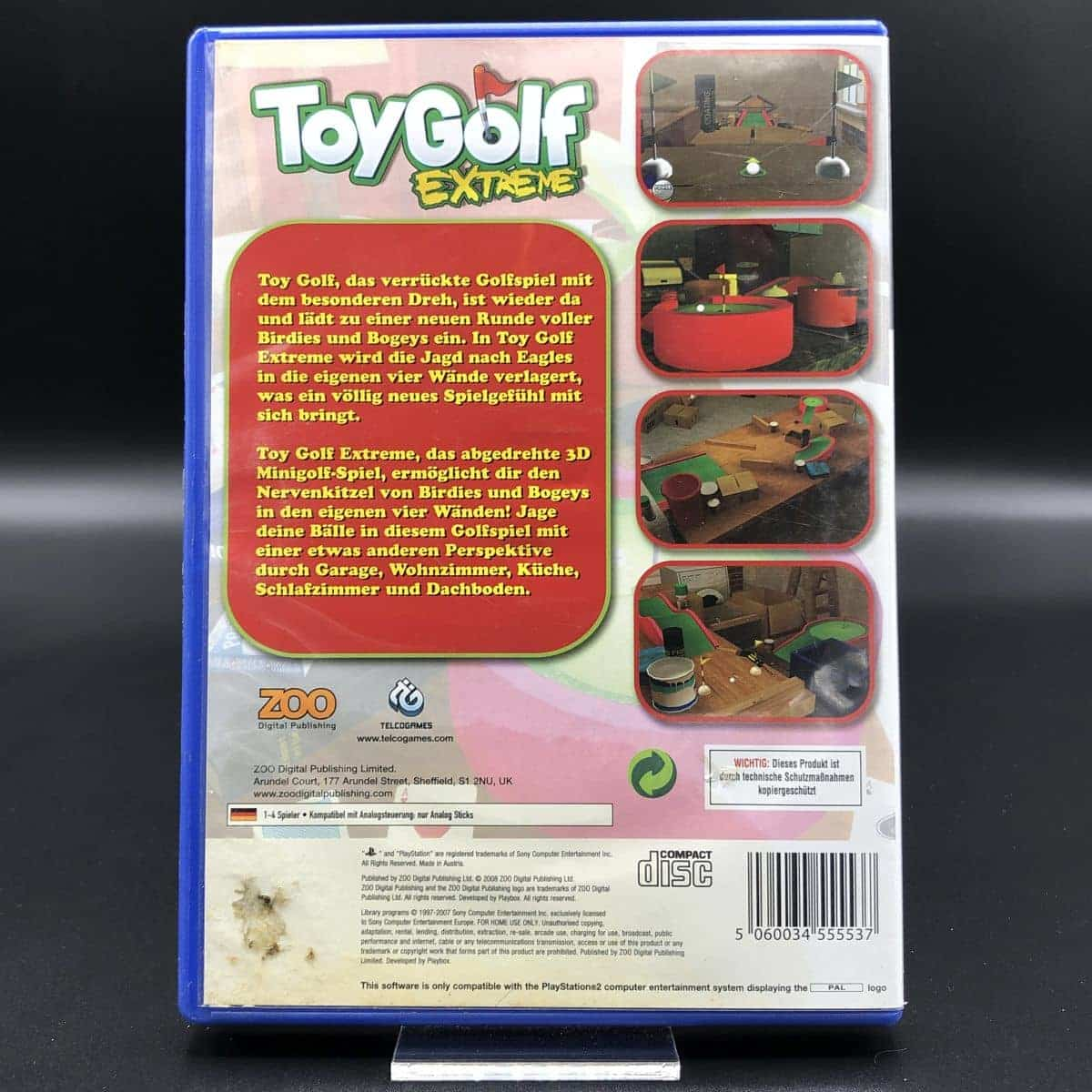 PS2 Toy Golf Extreme (Komplett) (Sehr gut) Sony PlayStation 2