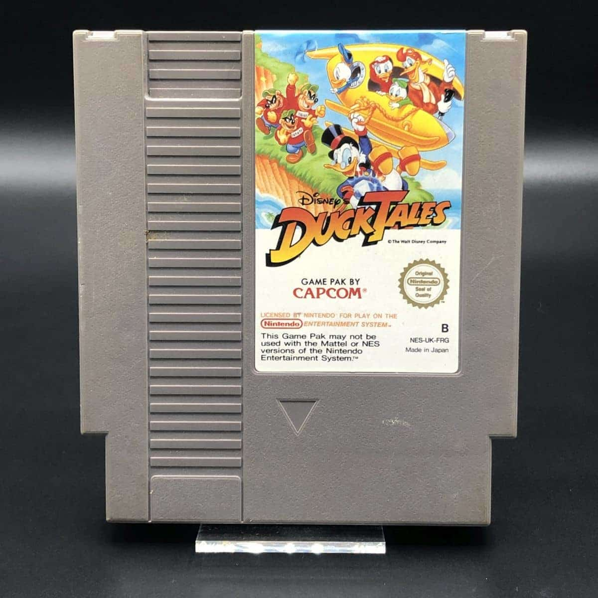 NES DuckTales (Komplett) (Gut) Nintendo Entertainment System