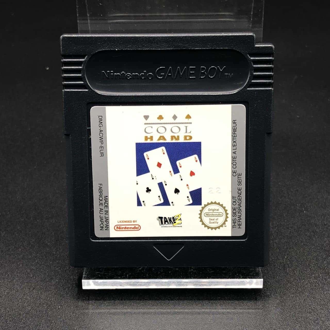 GBC Cool Hand (Modul) (Sehr Gut) Nintendo Game Boy Color