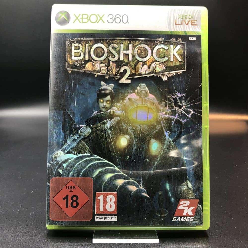 BioShock 2 (Komplett) (Sehr gut) XBOX 360