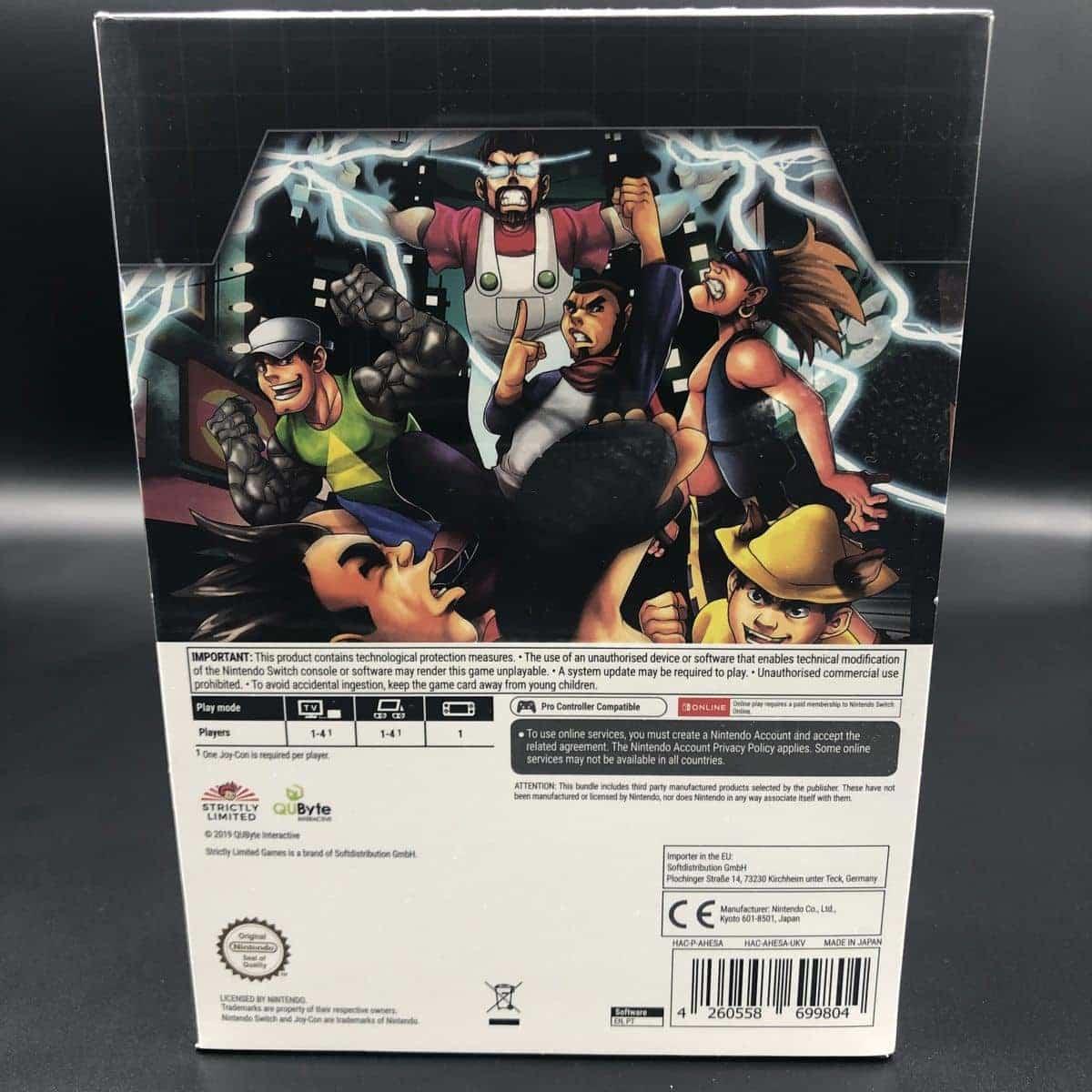 99Vidas (Collectors Edition) (NEU) Nintendo Switch