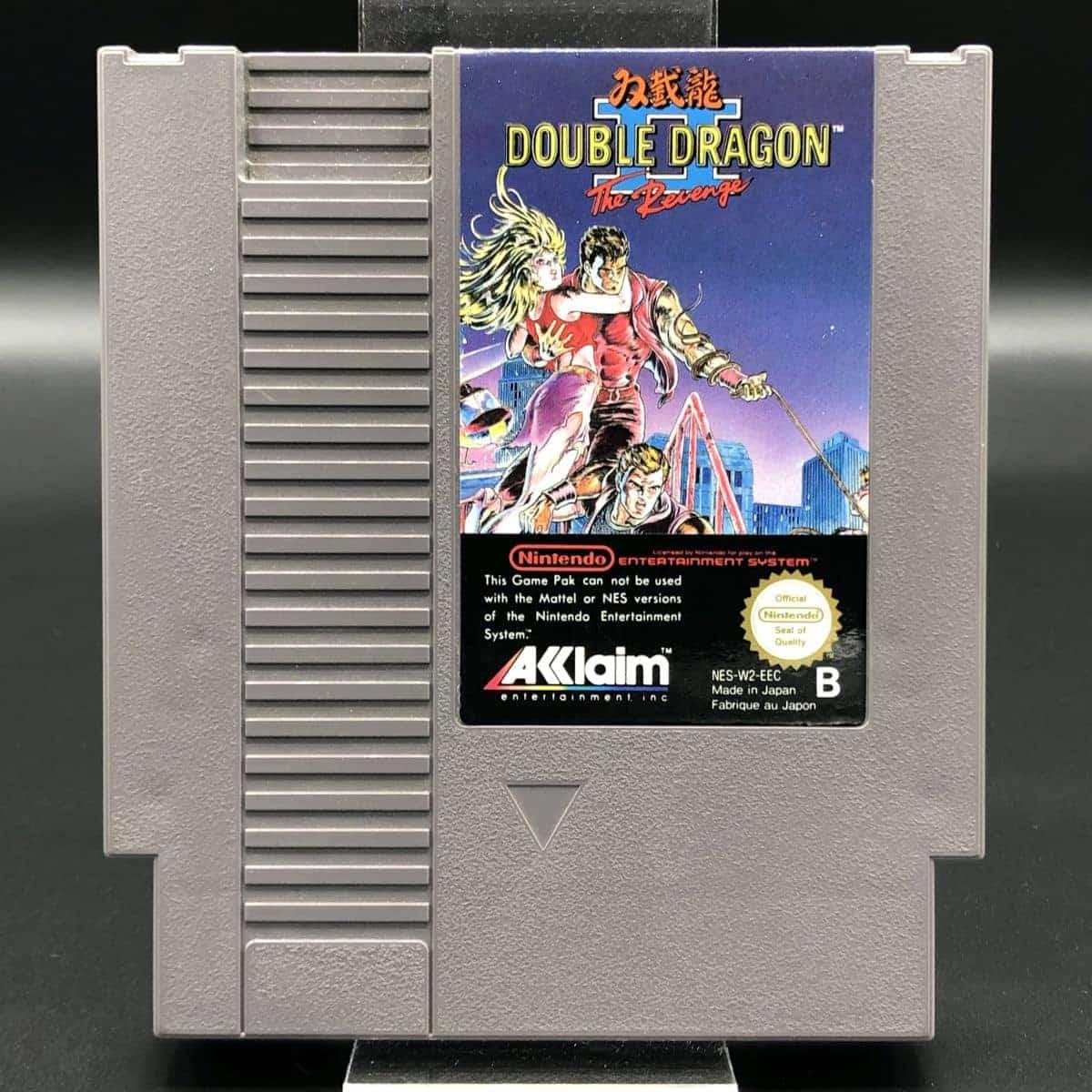 NES Double Dragon II: The Revenge (Modul) (Sehr gut) Nintendo Entertainment System