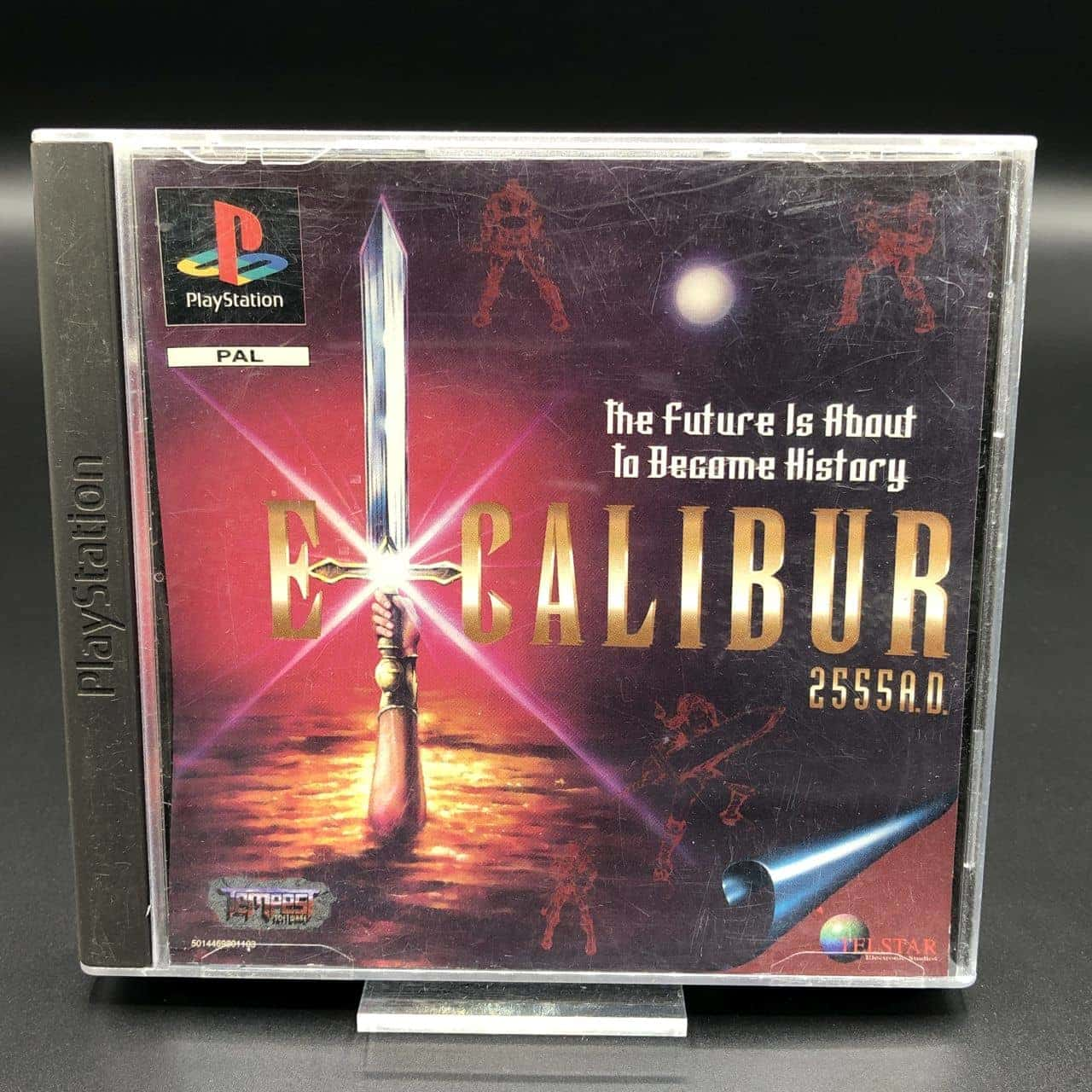 PS1 Excalibur 2555 AD (ohne Anleitung) (Sehr gut) Sony PlayStation 1