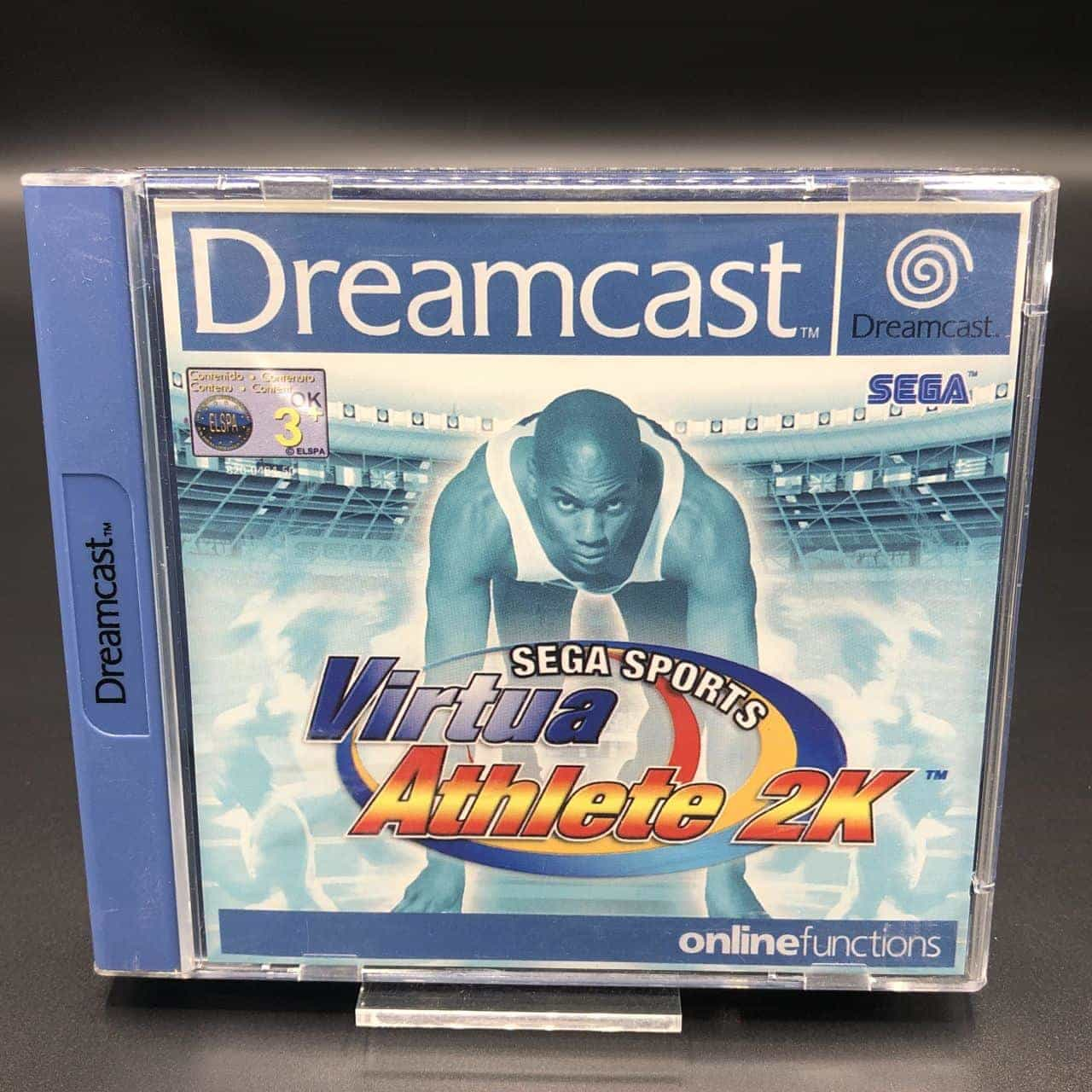 Sega Sports Virtua Athlete 2k (Komplett) (Sehr gut) Sega Dreamcast