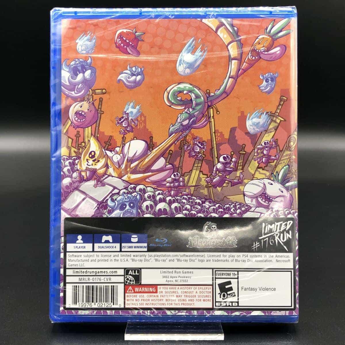 PS4 GunHouse - Limited Run #176 (Import) (NEU) Sony PlayStation 4