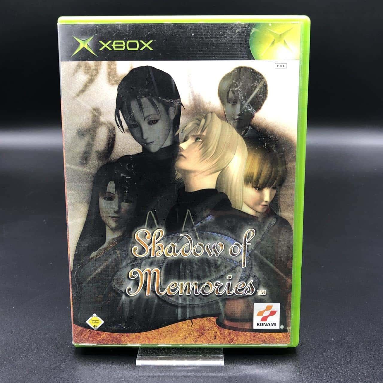 XBC Shadow of Memories (Komplett) (Sehr gut) Microsoft Xbox Classic