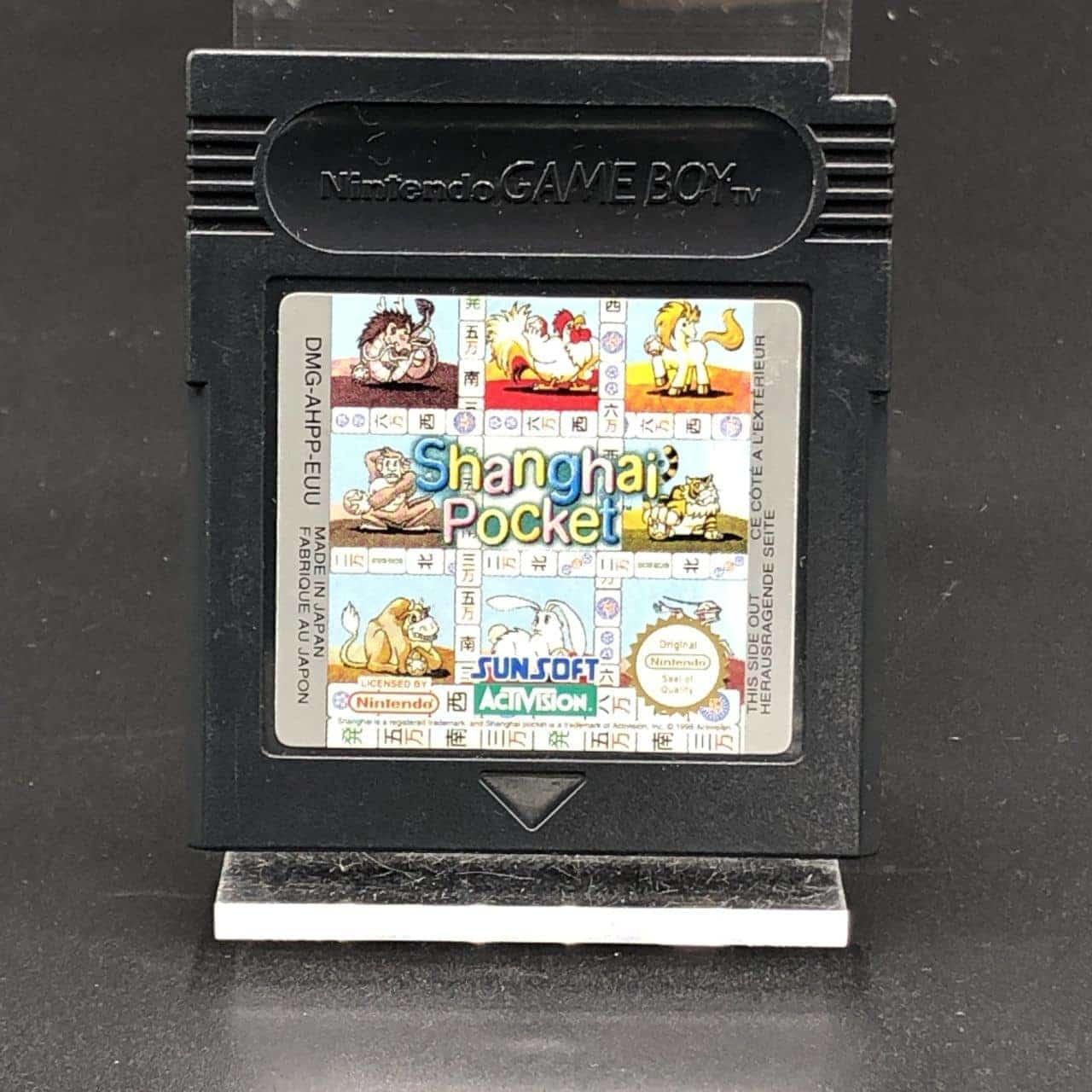GBC Shanghai Pocket (Modul) (Gut) Nintendo Game Boy Color