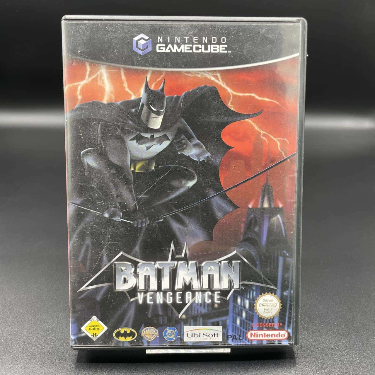 GC Batman: Vengeance (Komplett) (Sehr gut) Nintendo GameCube