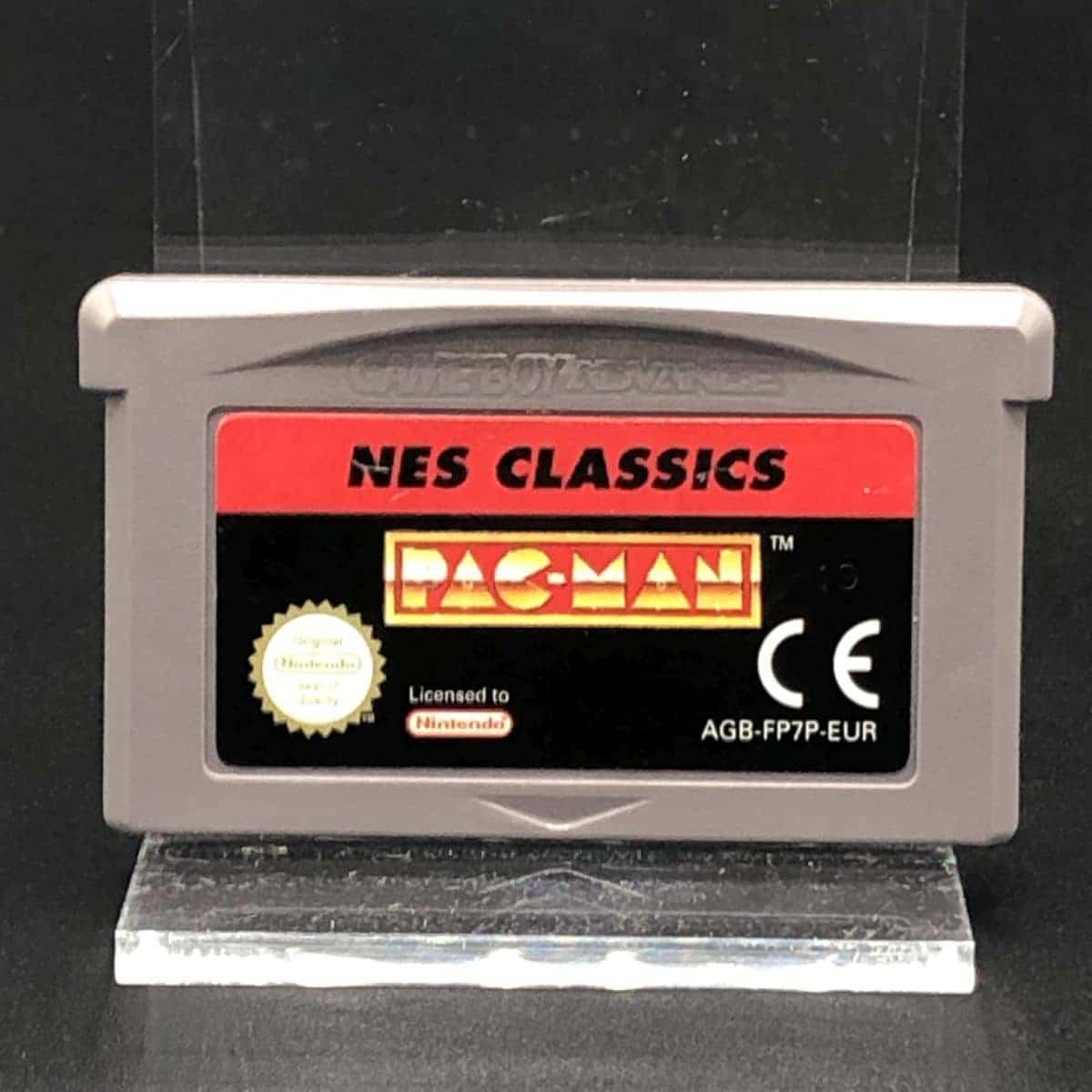 GBA NES Classics - Pac-Man (Modul) (Gut) Game Boy Advance