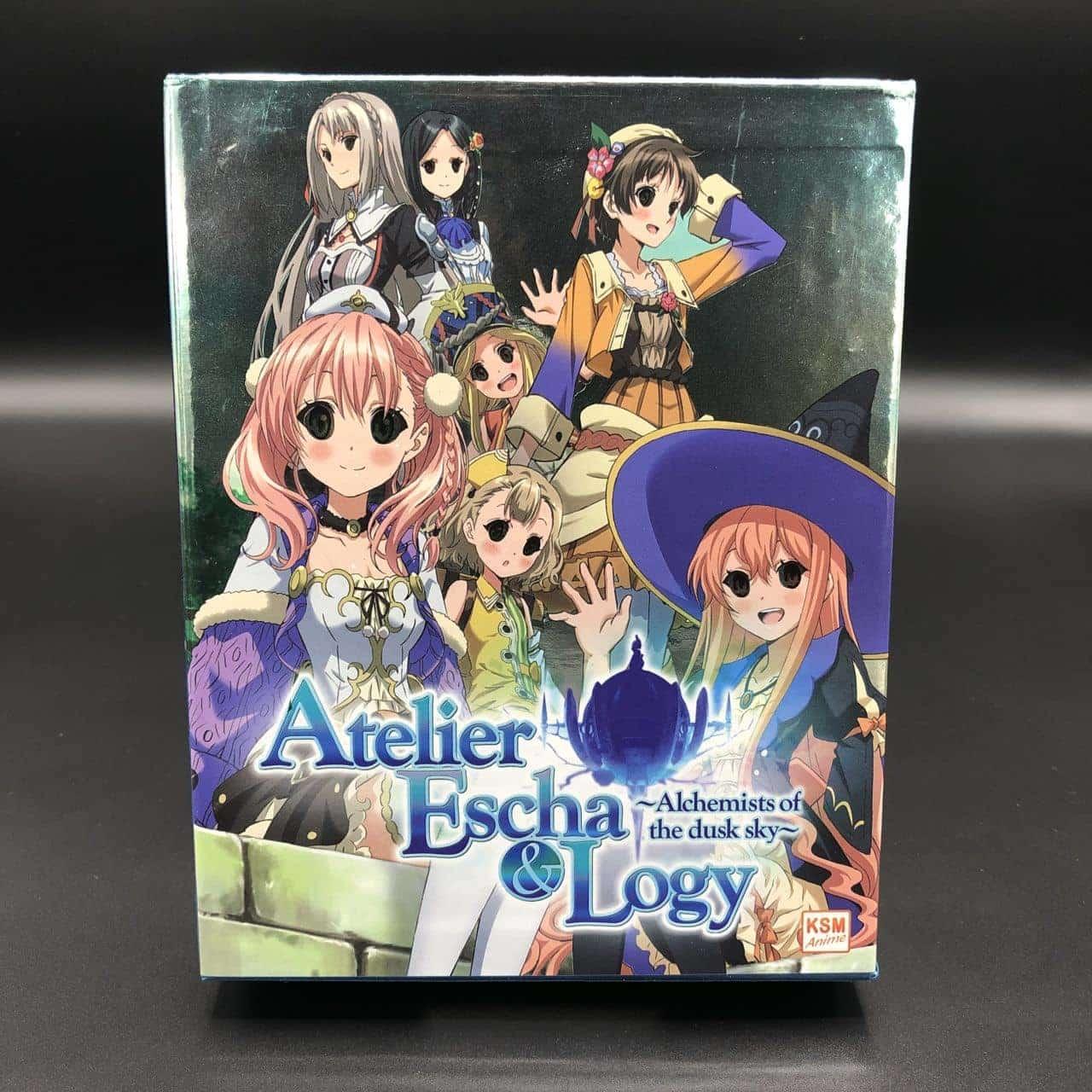 Atelier Escha & Logy: Alchemists of the dusk sky Vol. 1 (Limitiert Nr. 977) (Sehr gut) Anime