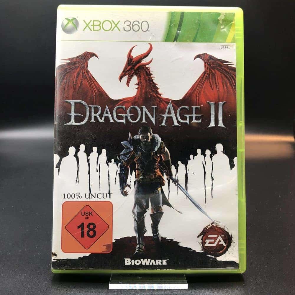 Dragon Age II (Komplett) (Sehr Gut) XBOX 360 (FSK18)