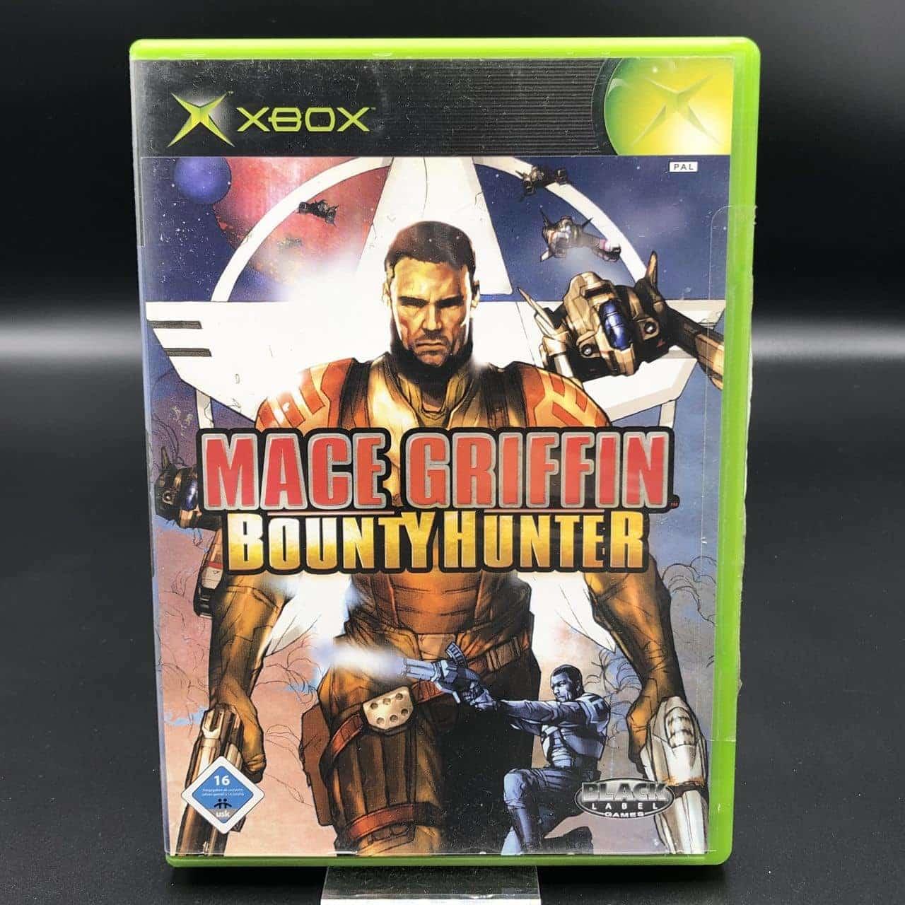 XBC Mace Griffin: Bounty Hunter (Komplett) (Gut) Microsoft Xbox Classic