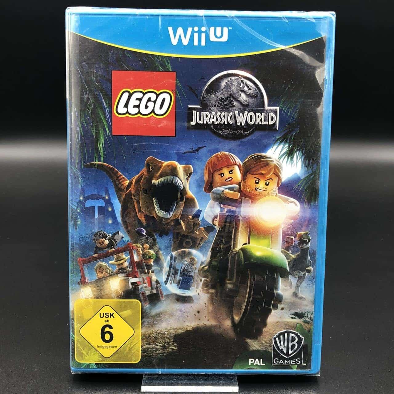 Lego Jurassic World (Neu) Nintendo WiiU